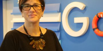 Google Hong Kong managing director, Leonie Valentine