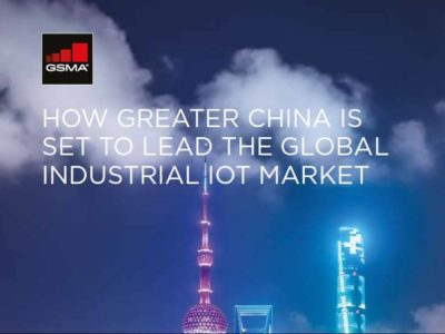 Greater China to lead the global industrial IoT market