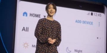 Jaeyeon Jung at SDC 2018