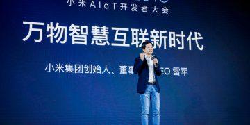 Xiaomi's Chairman and CEO Lei Jun