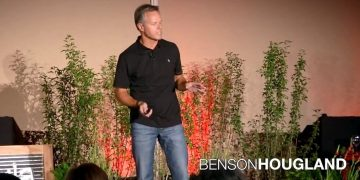 Benson speaks at TEDx on IoT and why you should care