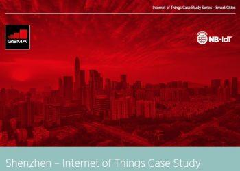 GSMA: Shenzhen IoT case study