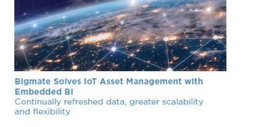 Bigmate uses embedded BI to solve IoT asset management challenge