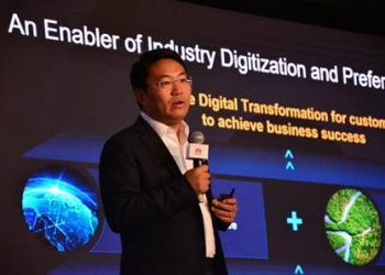 Daniel Zhou, President, South Pacific, Huawei Enterprise Group (PHOTO from Huawei)