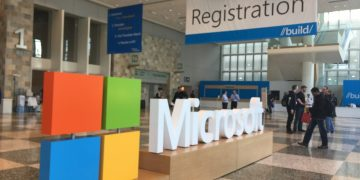 Microsoft Build 2016 in San Francisco, California. PHOTO by Eden Estopace