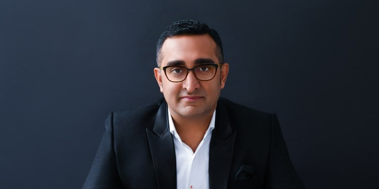 Asheesh Mehra, co-founder and group CEO of AntWorks