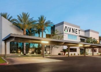 Avnet corporate headquarters in Phoenix, Arizona