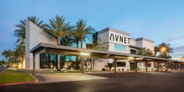Avnet corporate headquarters in Phoenix, Arizona