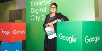 Leonie Valentine, managing director for sales and operations, Google Hong Kong