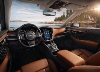 The all-new 2020 SUBARU Legacy and Outback (U.S. model)