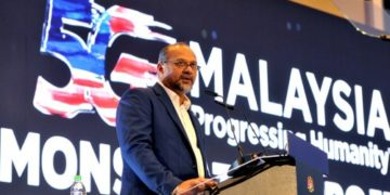 YB Tuan Gobind Singh Deo, Malaysia Minister of Communications and Multimedia