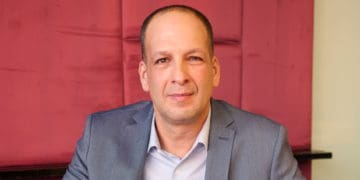 Itzik Feiglevitch, product manager for IoT Cyber Security at Check Point Software Technologies