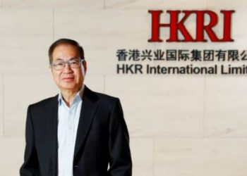 Jackie Tang, executive director, HKR International Limited