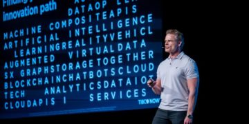 Nelson Petracek, chief technology officer with TIBCO Software