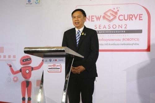 Monthon Paksuwan, deputy secretary general of Thailand's  OVEC (Photo: Bangkok Post)