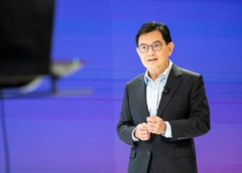 Singapore Deputy Prime Minister and Coordinating Minister for Economic Policies Heng Swee Keat