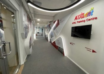 ATC officially opens to provide a dedicated training space to its employees